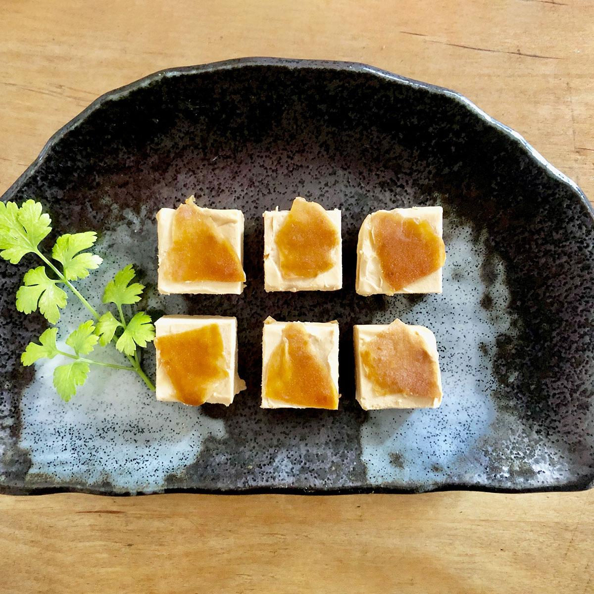 奈良特産_奈良漬クリームチーズ