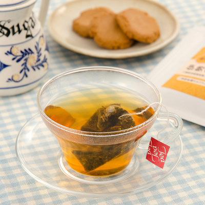三重特産_伊勢の和紅茶 柚子Tea