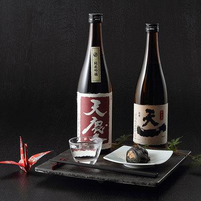 三重特産_ 純米酒/純米吟醸酒ギフトセット