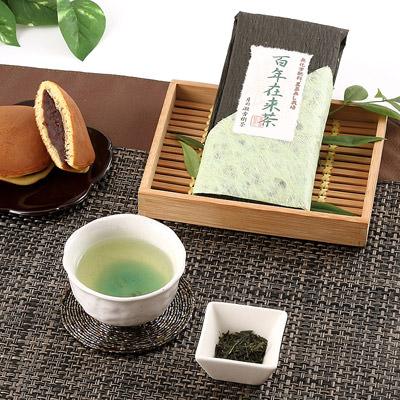 奈良特産_大和茶