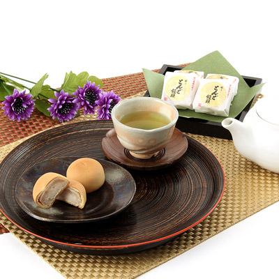 広島土産_虎屋本舗 【 福山藩御用菓子とんど饅頭 】