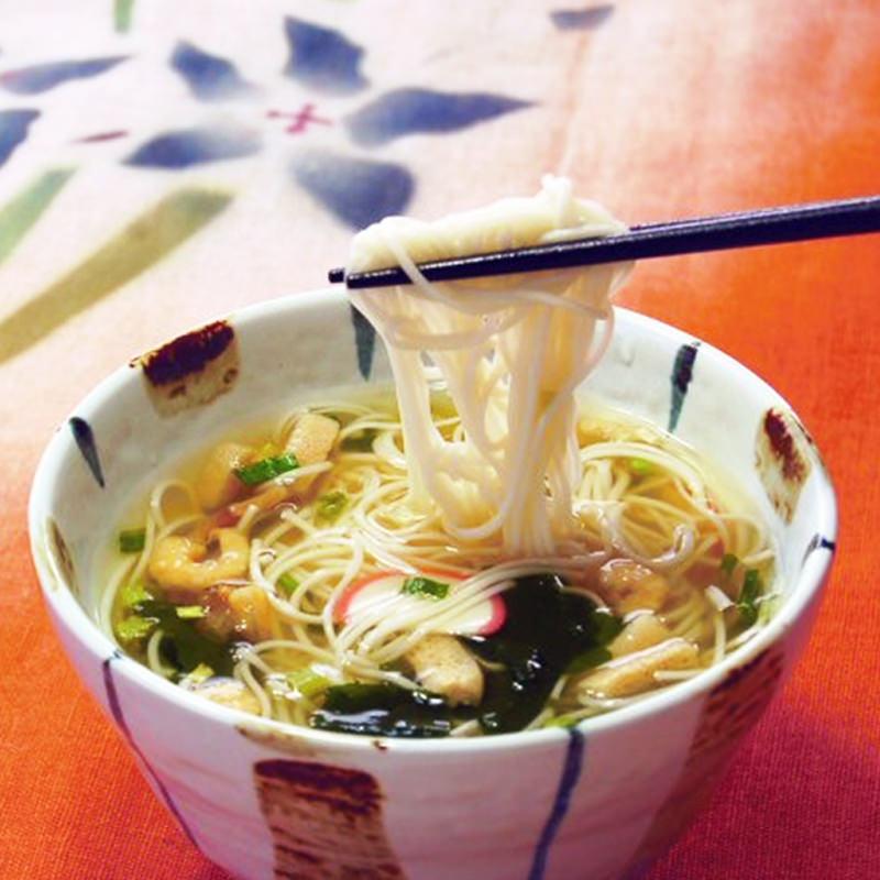 奈良土産-喜養麺ミニセット