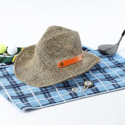 天然カンピ・折りたたみゴルフハット 有限会社ビスポーク・埼玉県