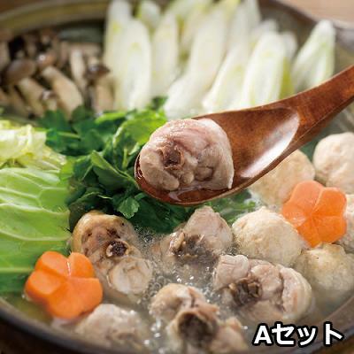 福岡名産_「博多華味鳥」水たきセット
