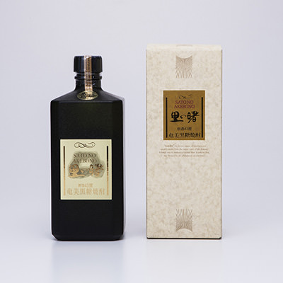 日本で唯一、奄美群島で造られている「黒糖焼酎」 里の曙 原酒 43度 720ml 町田酒造株式会社・鹿児島県