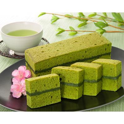 京都宇治の本格抹茶のお菓子と煎茶「お茶会セット 風呂敷包み」