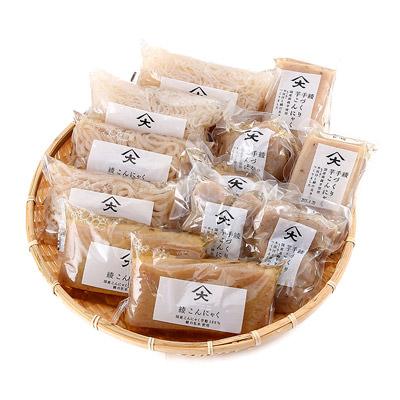 宮崎特産_大山食品【 国産こんにゃく芋と綾の名水で作った 芋こんにゃく 】
