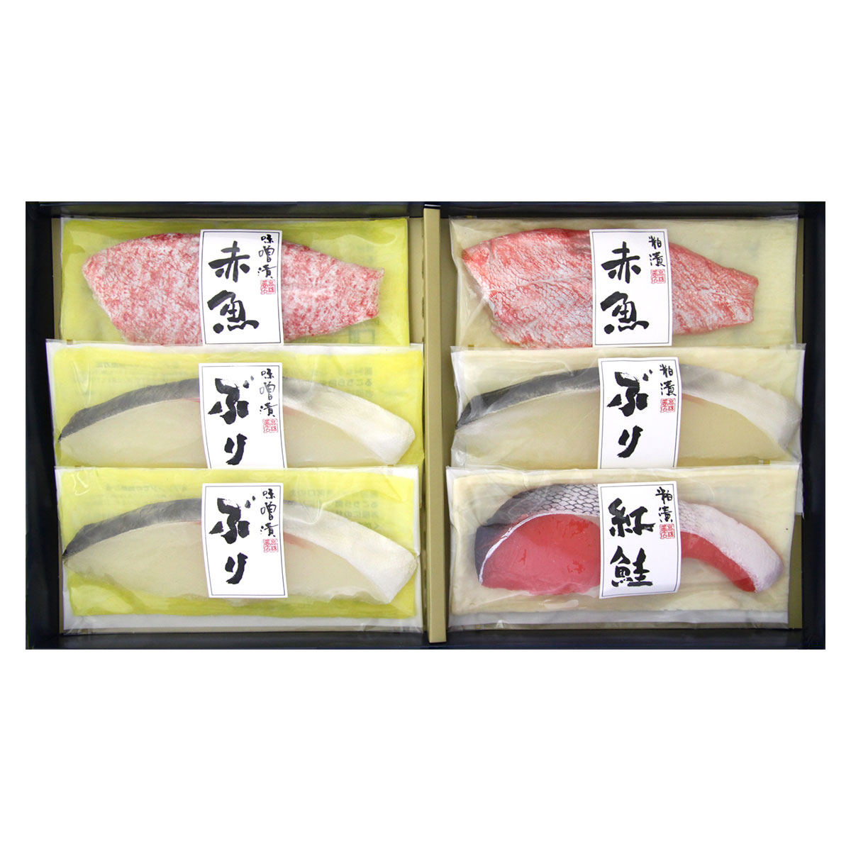 福岡特産_漬魚詰合せ