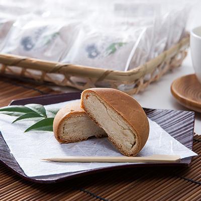 愛媛名物_株式会社うにまんじゅうの田村菓子舗 【 うにまんじゅう 】