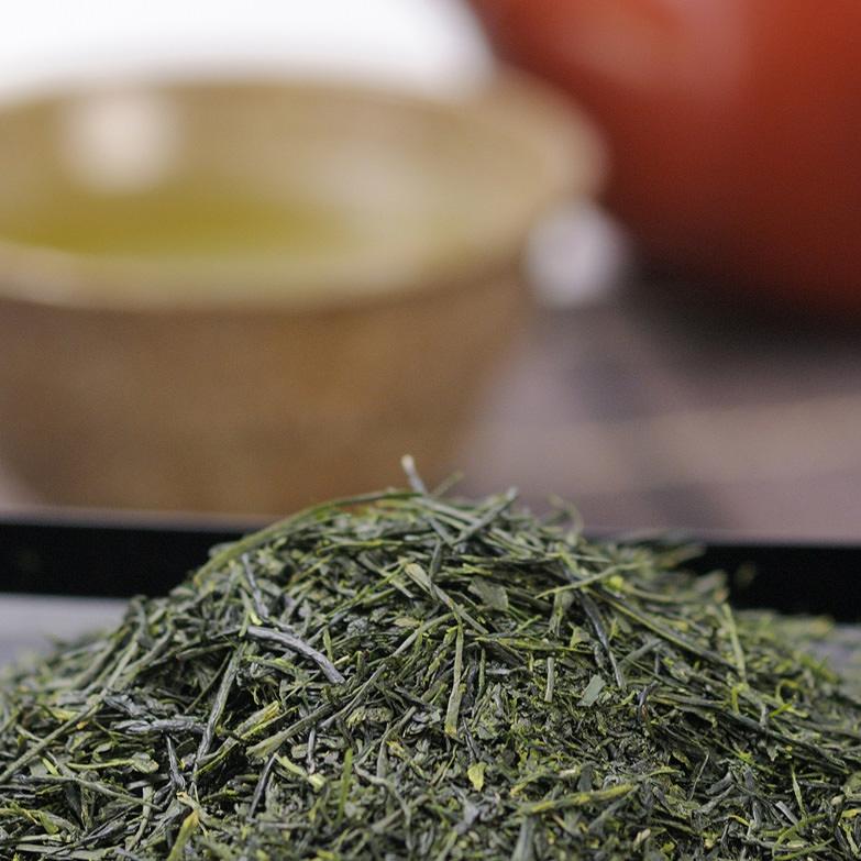 松山産業 鹿児島県 霧島連山の麓で有機栽培にこだわった 霧島茶セット〔有機緑茶・緑茶・紅茶〕