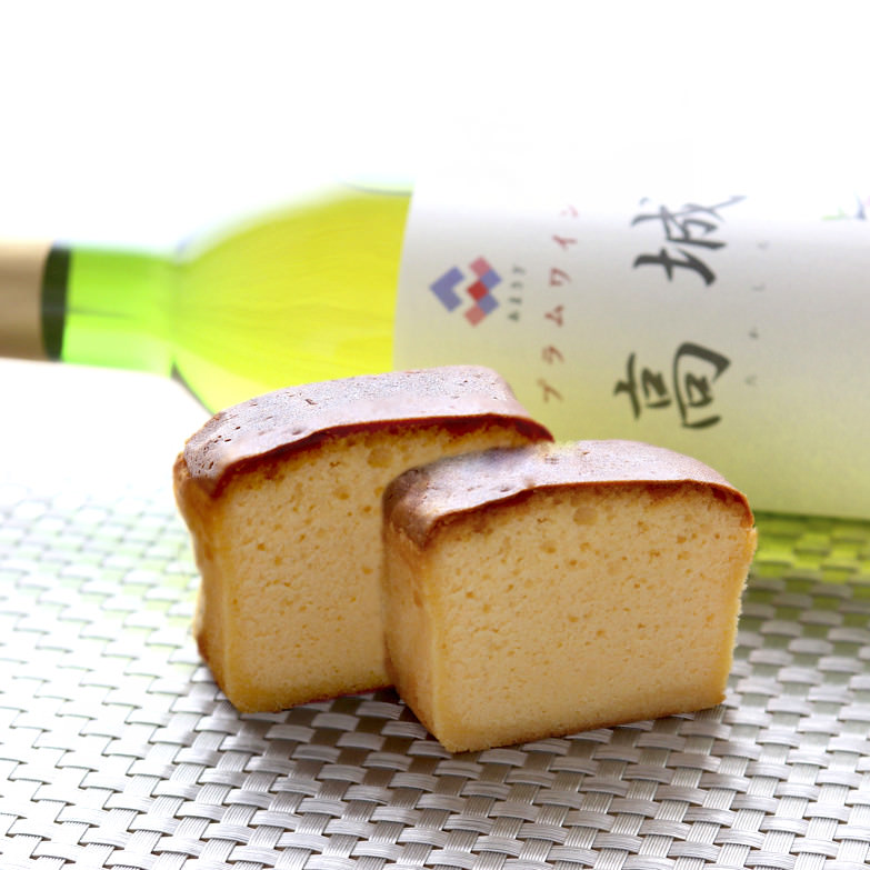 ワイナリー一押しワインと大人のスイーツセット 株式会社 岩城・秋田県