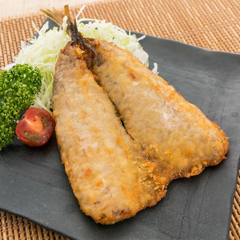 高知県産の特大アジをニンニクで味付け。龍禾ガリあじ(3枚入り)6パックセット 龍禾 Ryuka・高知県