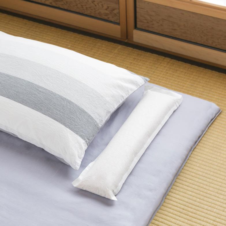 天然ひのきの香り 枕の友 OKAMATSU 高知県 ひのきの香りを楽しみながら、ゆったり快眠したい方へ