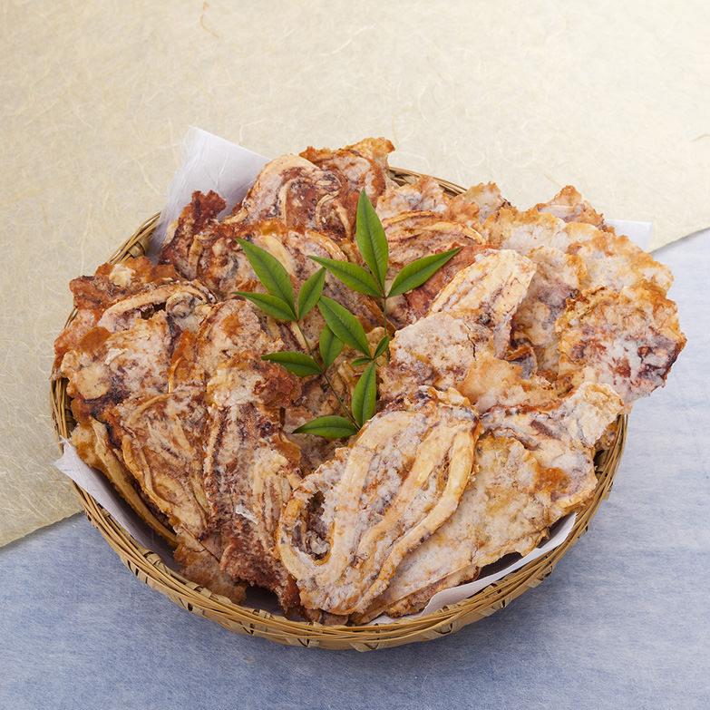 約40年間続く、いか焼一筋の専門店のおいしさを味わえる いか焼きギフトセット中 イヌヨ製菓・愛知県