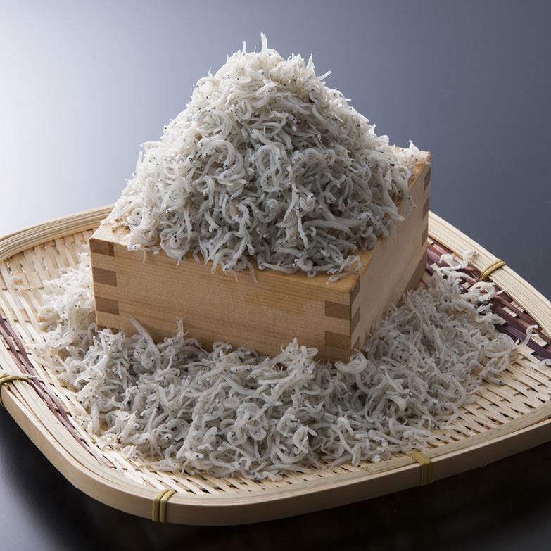 新鮮しらす干し1kg カネセイ海産・愛知県