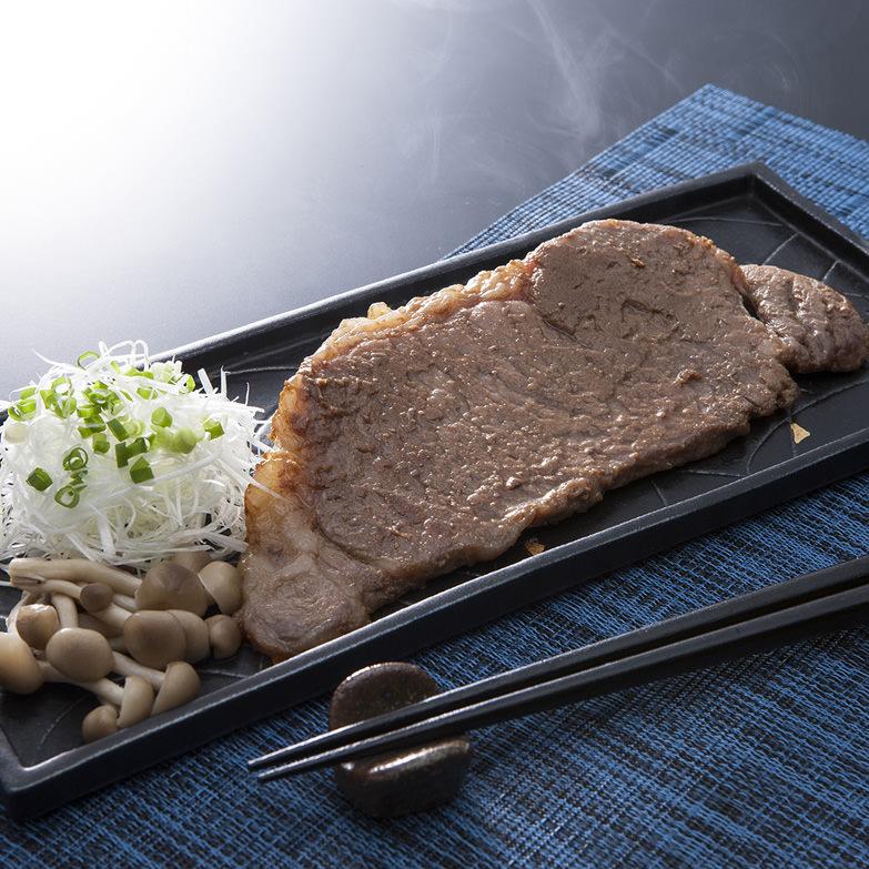 青森県産黒毛和牛のA5・A4等級ロース肉の柔らかさとにんにく味噌が絶品 田子牛ロース味噌漬 株式会社 肉の博明・青森県