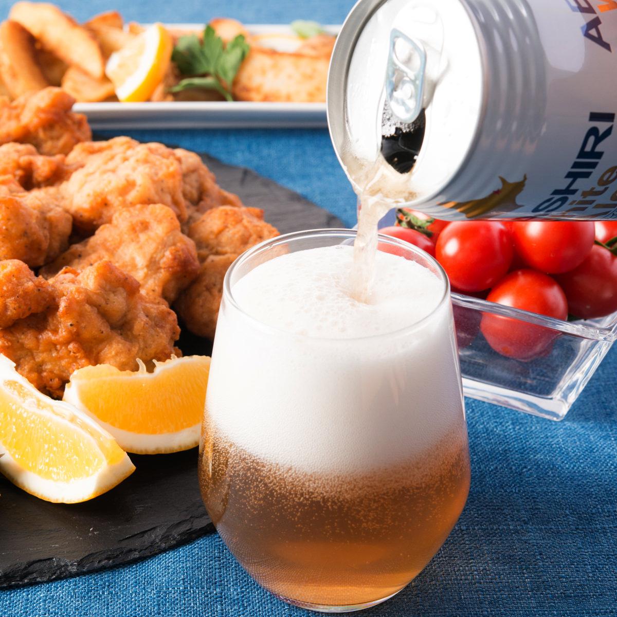 網走ビール 流氷ドラフト ABASHIRIホワイトエール(缶)8本セット〔350ml×各4〕【沖縄・離島 お届け不可】