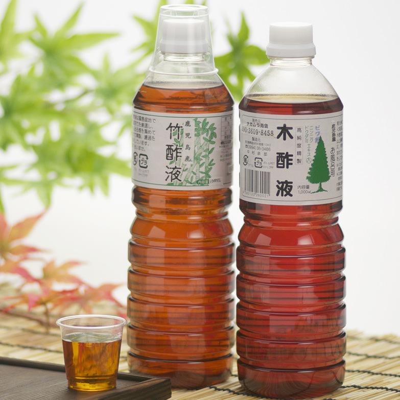 一味違うバスタイムを楽しめる お風呂用(竹・樫)セット ナカムラ商会・鹿児島県