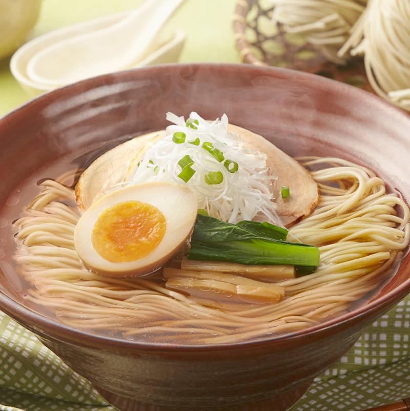 後文の稲庭乾干拉麺IR-2G5〔(麺100g×2・比内地鶏ラーメンスープ42g×2)×5箱入〕