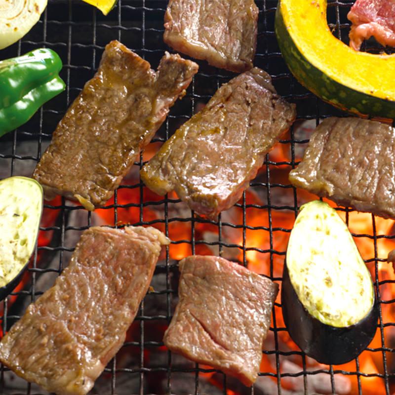 """土佐あかうし焼肉セット マチダ牛肉店 高知県  """"幻の和牛""""、ヘルシーなのに旨みのある絶品の味。"""