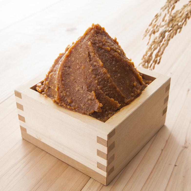 新潟米コシヒカリ100%使用糀みそ「豪農」500g6カップ 山田醸造株式会社 新潟県 蔵元おすすめの越後味噌を代表する逸品。