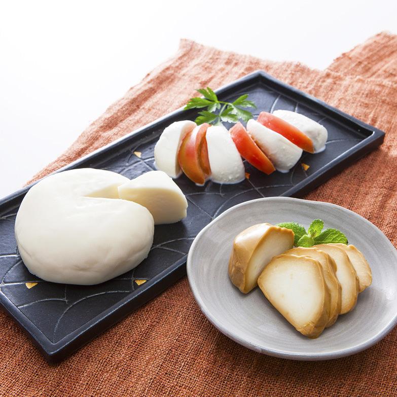牧成舎チーズセット 有限会社牧成舎 岐阜県 飛騨のミルクの旨みをギュッと閉じ込めたチーズ3種の詰め合せ。