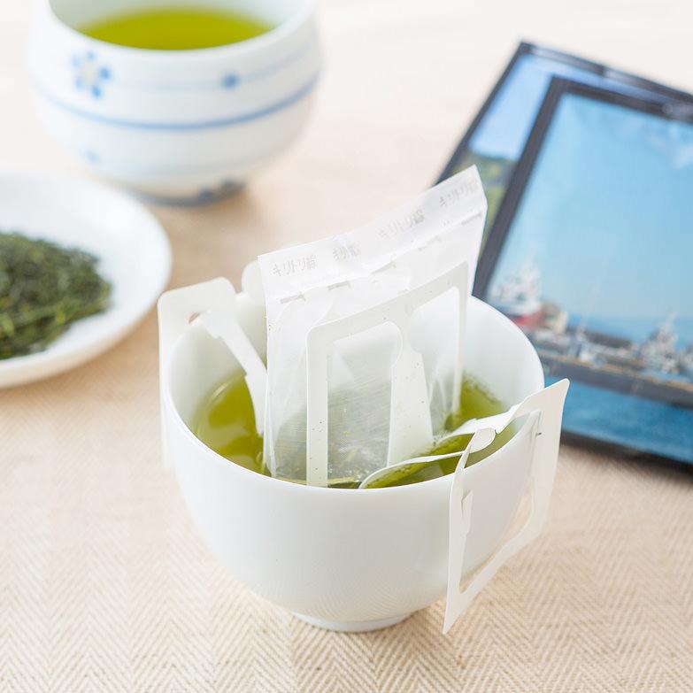 放任茶・富士山パックセット 山一園製茶株式会社 静岡県 自然のままに放任主義で育てた茶葉を年一回採取。香りが強く濃厚な味わい。