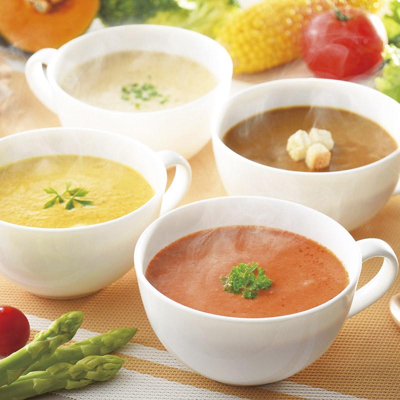 Maazel Maazel 34種のやさい畑スープスムージー6種「6個入りギフトセット」