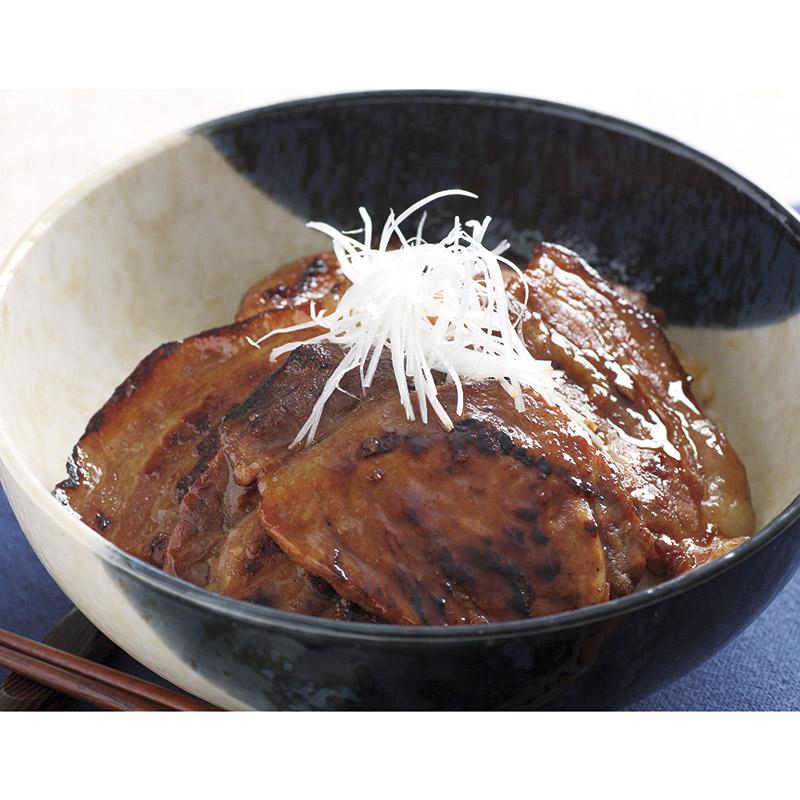 帯広・江戸屋のこだわり豚丼の具(4食)