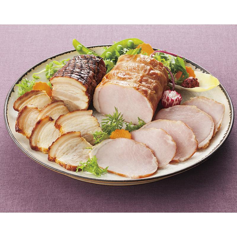 伊賀上野の里ロースハム&つるし焼豚