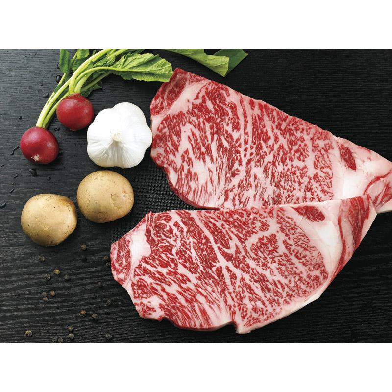 北海道かみふらの和牛サーロインステーキ