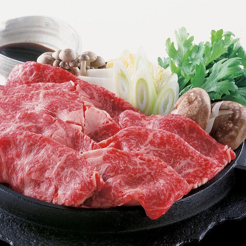 山形県産 米沢牛すき焼き