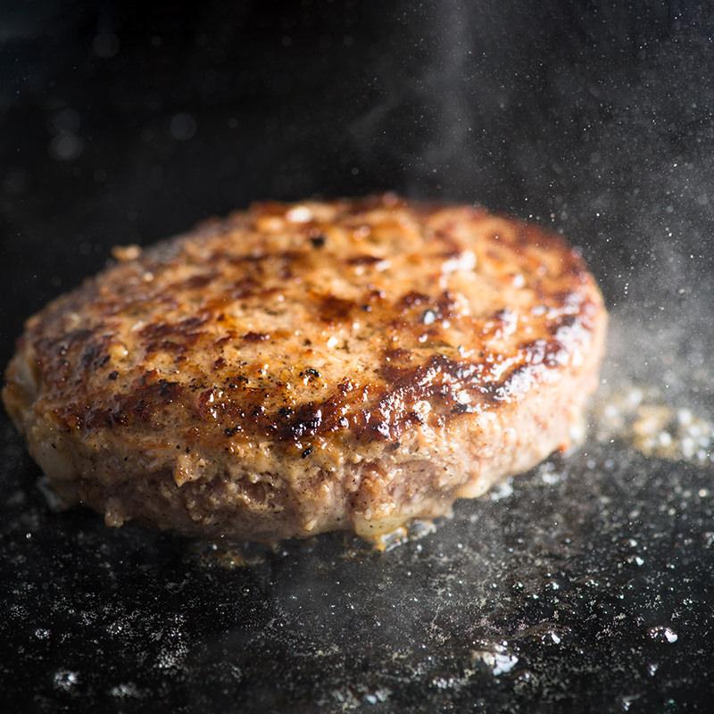 牛肉100% 無添加 牛生ハンバーグ お試しセット(150g×3個入)