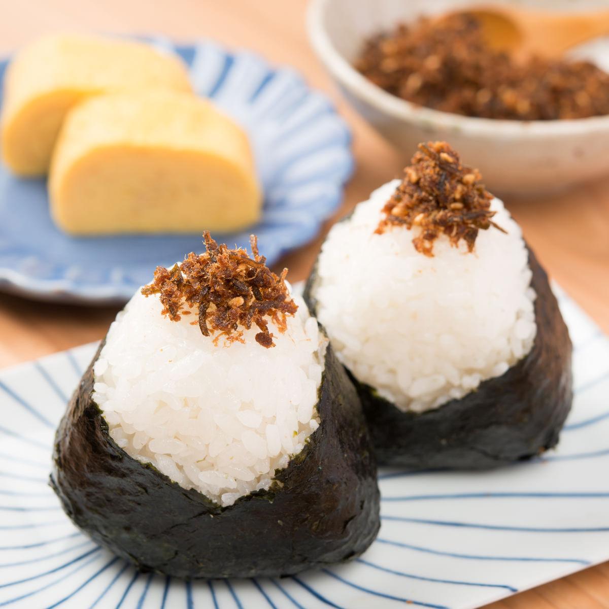 カネハツ食品 北海道産昆布 磯のうたげ かつおふぶき 5袋 セット〔60g×5〕