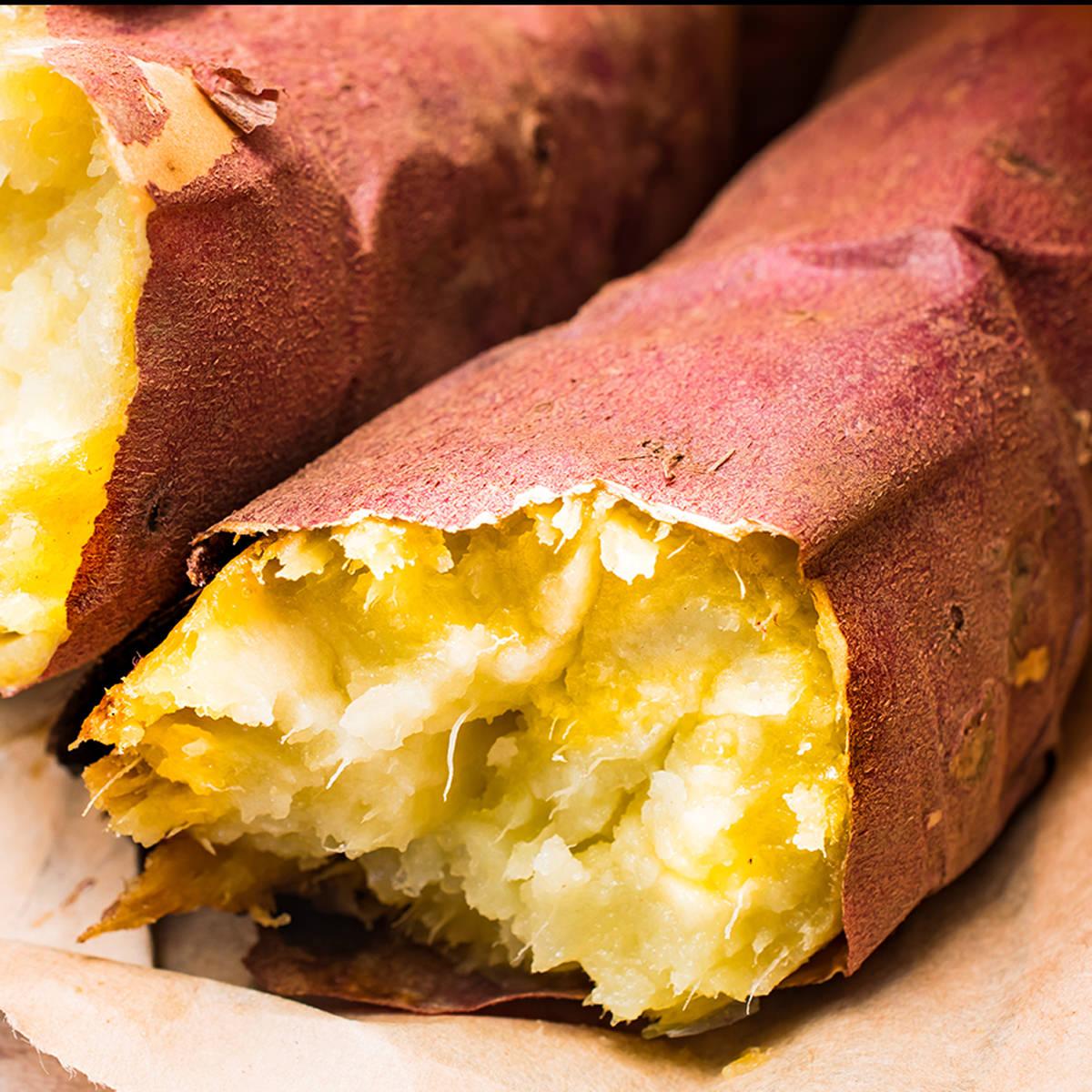 サラダファイブ 濃厚で甘いブランド芋 茨城県産さつまいも シルクスイート A等級〔Mサイズ5kg〕
