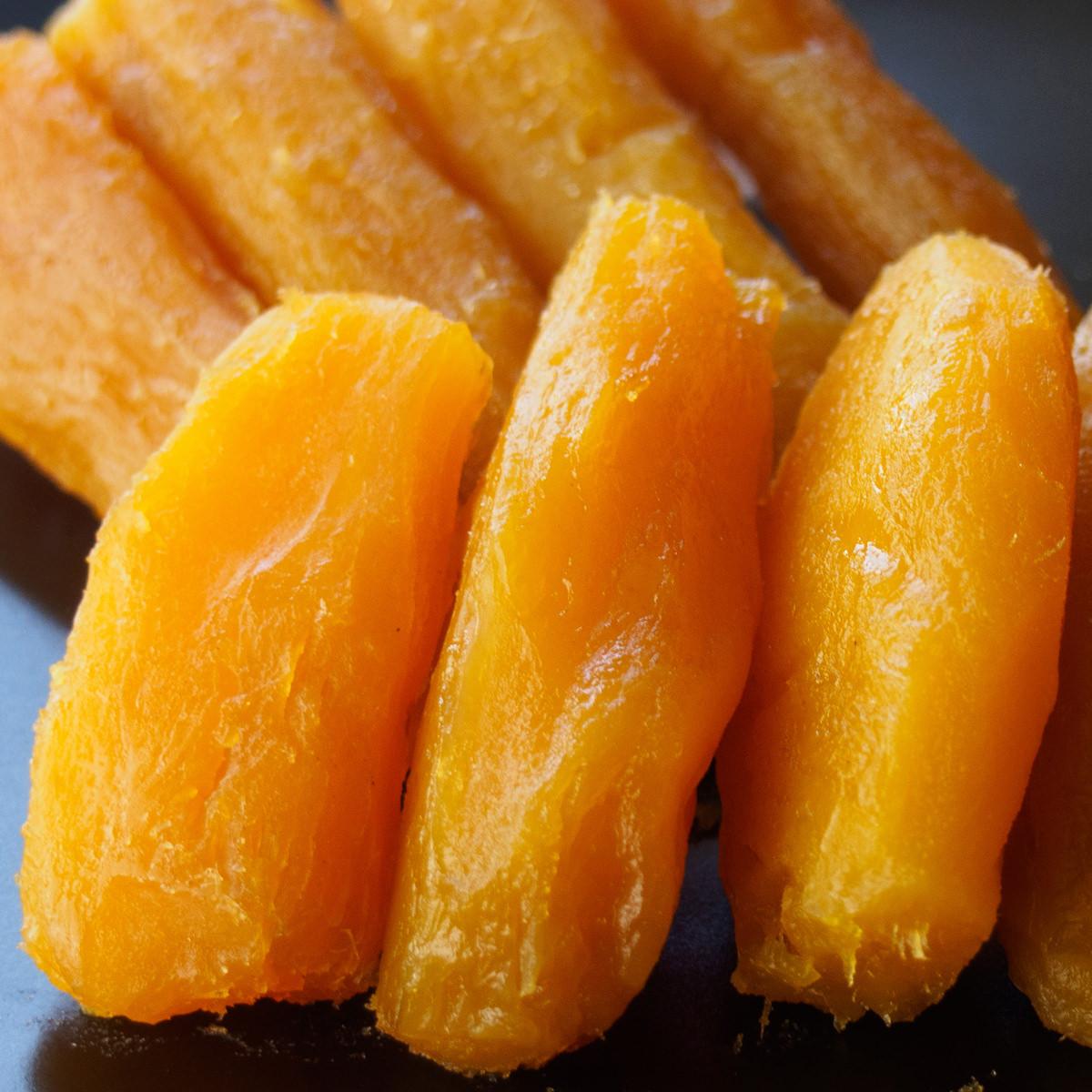 サラダファイブ 大容量 もっちり干し芋 高級・丸干し 紅はるか 茨城県ひたちなか産2kg〔200g×10〕