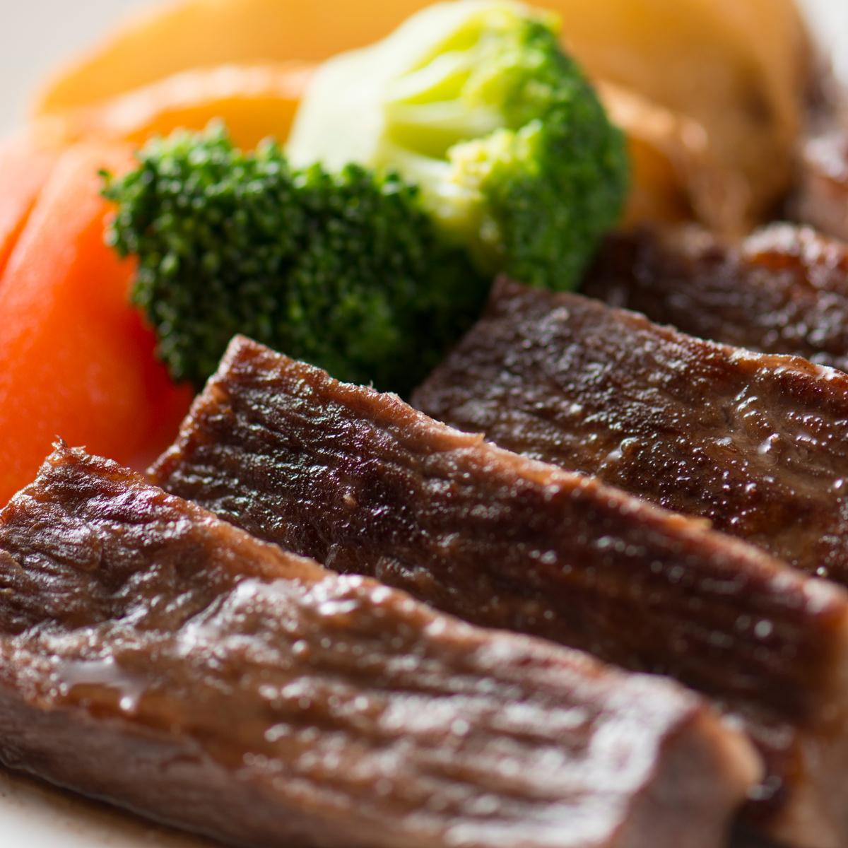 松阪まるよし ベテランコックが焼いたレストランの味をご家庭で そのまま松阪牛ステーキ〔150g〕
