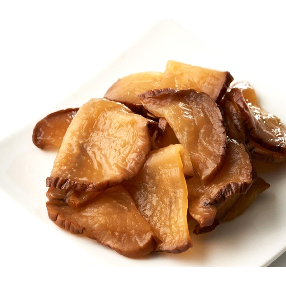 こまち食品工業 長期保存できる秋田名物いぶりがっこ たくあん漬け 缶詰タイプ〔75g×4〕