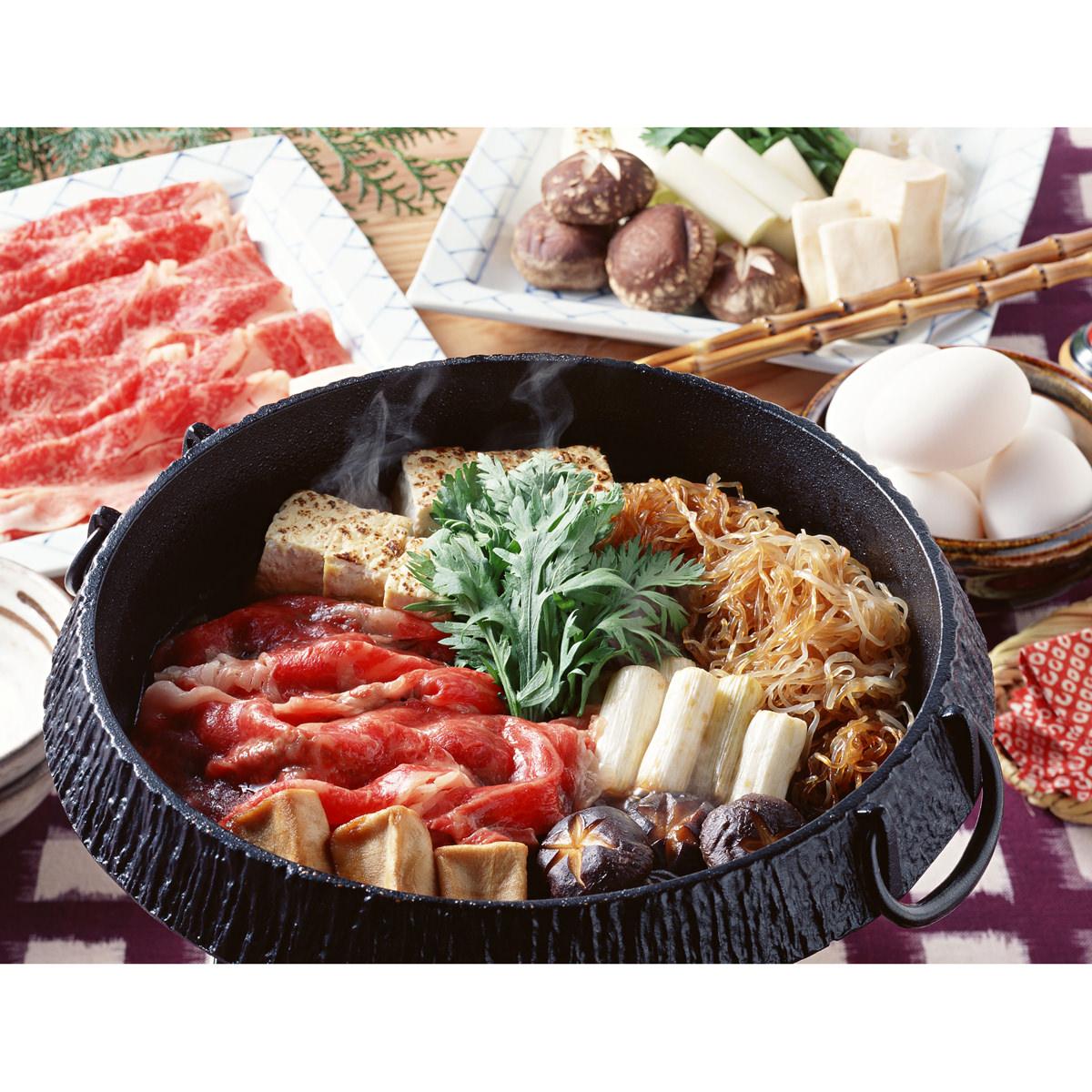 東京帝神 神戸牛 食べ比べセットA 400g〔バラスライス・赤身スライス 各200g〕