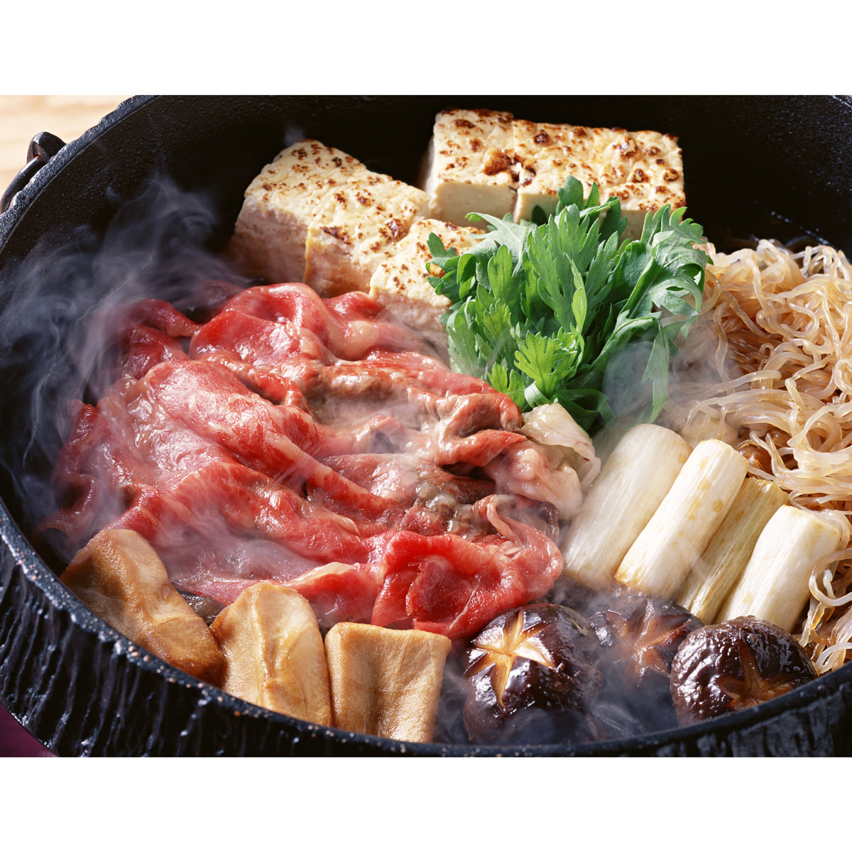 東京帝神 神戸牛 食べ比べセットD 800g〔肩ローススライス・赤身スライス 各200g×各2〕