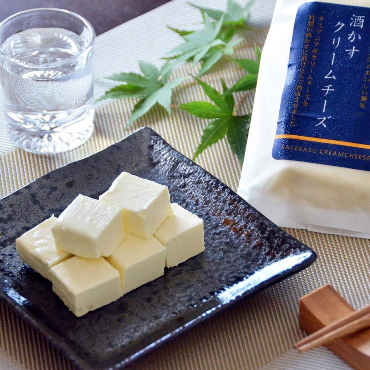 三原食品 芳醇な香りのクリームチーズ 3種6個セット〔酒かす・たまり漬・奈良漬×各2〕