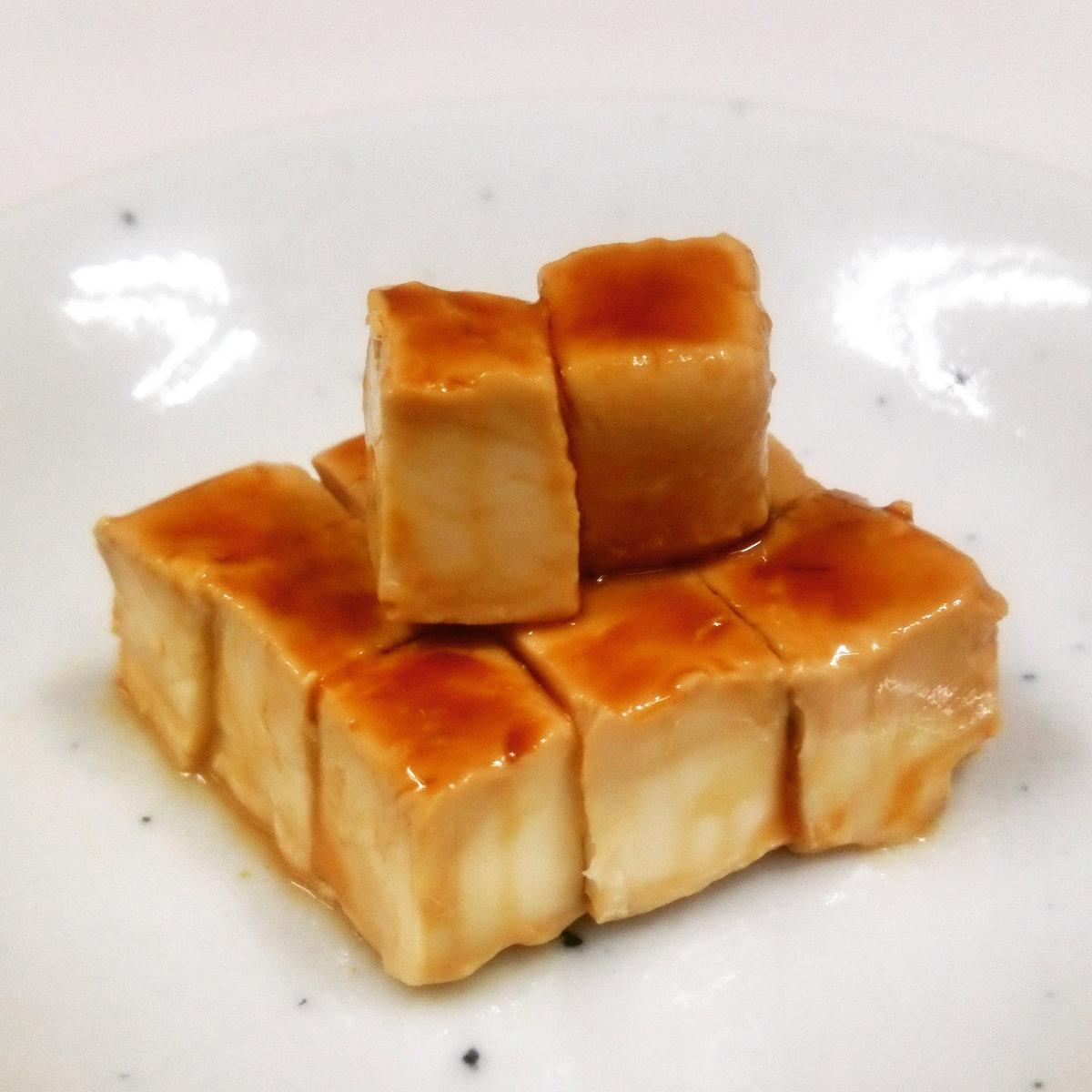 三原食品 芳醇な香り たまり漬クリームチーズ 6個セット〔75g×6〕