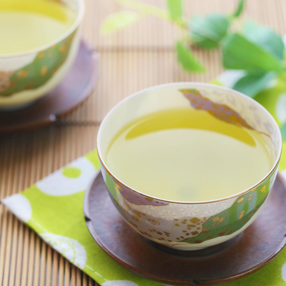 OrganicGarden 美味しい関係 農薬・肥料不使用 自然と人をつなぐお茶 静岡県産 煎茶〔100g〕