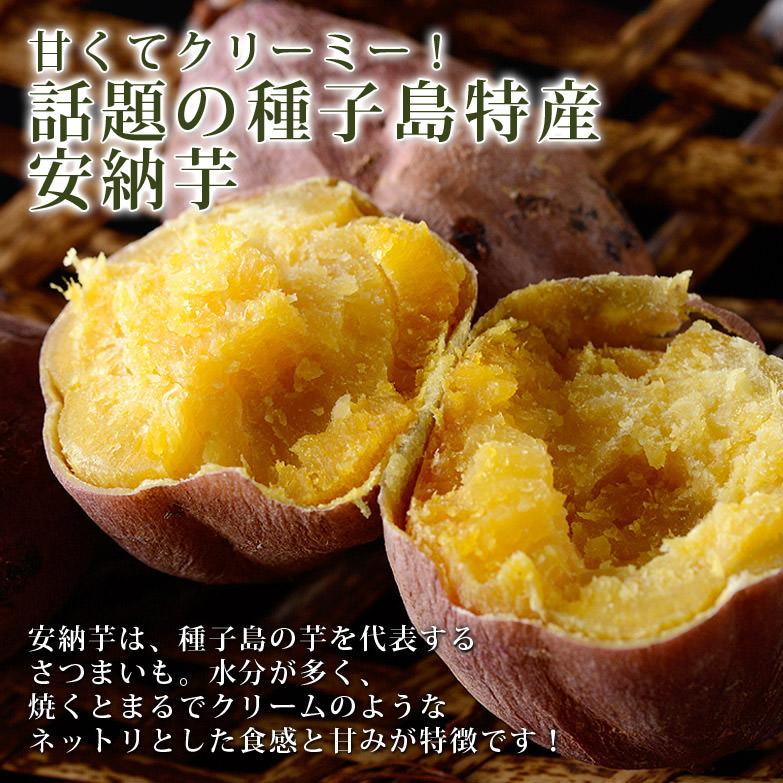 種子島特産!安納芋『焼き芋』 | 有限会社菓子処酒井屋・鹿児島県
