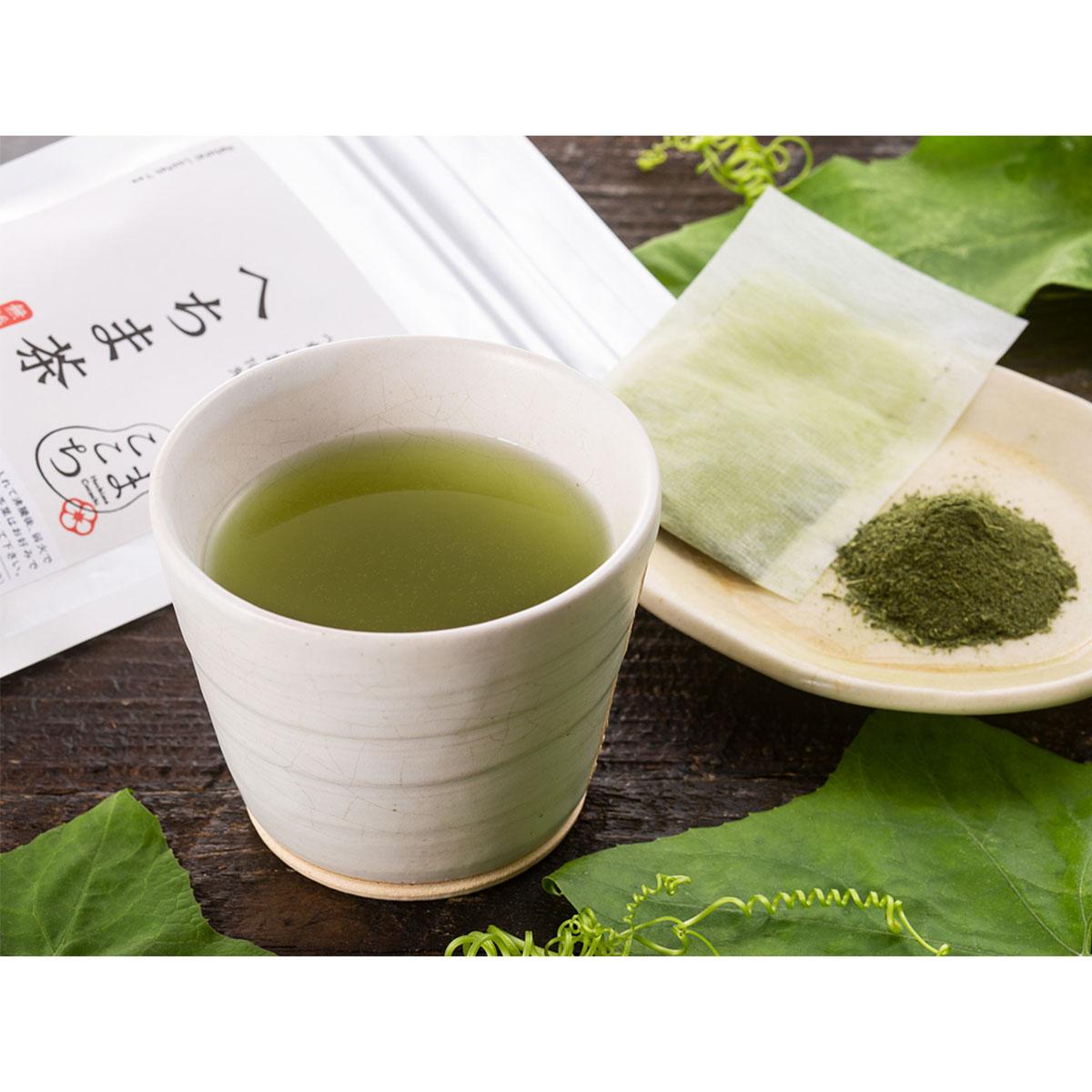 お肌ツルツル!美容に効く! へちま美人茶 | 有限会社へちま産業・富山県