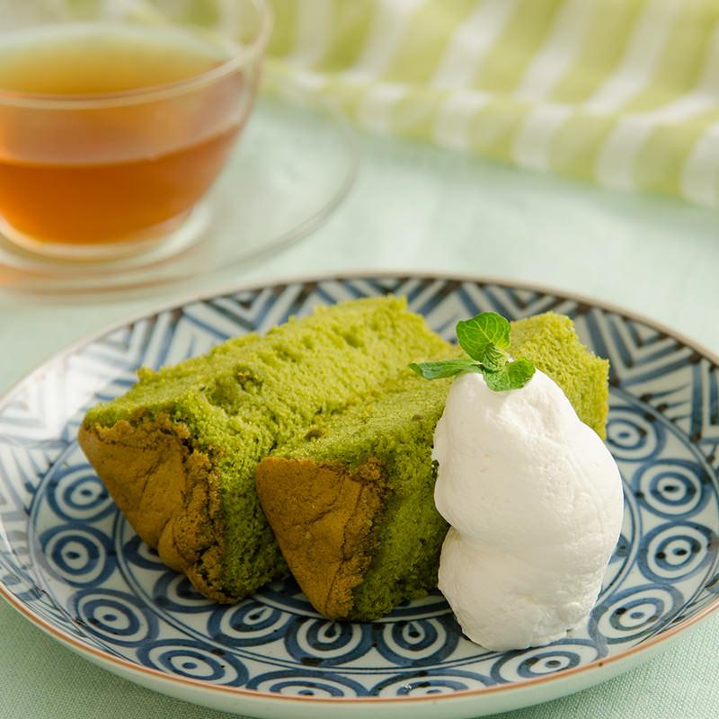 抹茶の香り豊かな安心スイーツ 米粉100%シフォンケーキ(抹茶) | 米SweetS・岐阜県