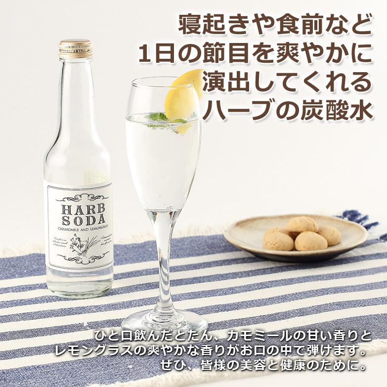 口いっぱいに弾ける 爽やかな癒しの香〈 ハーブソーダ 〉 | 有限会社四季の定期便・新潟県