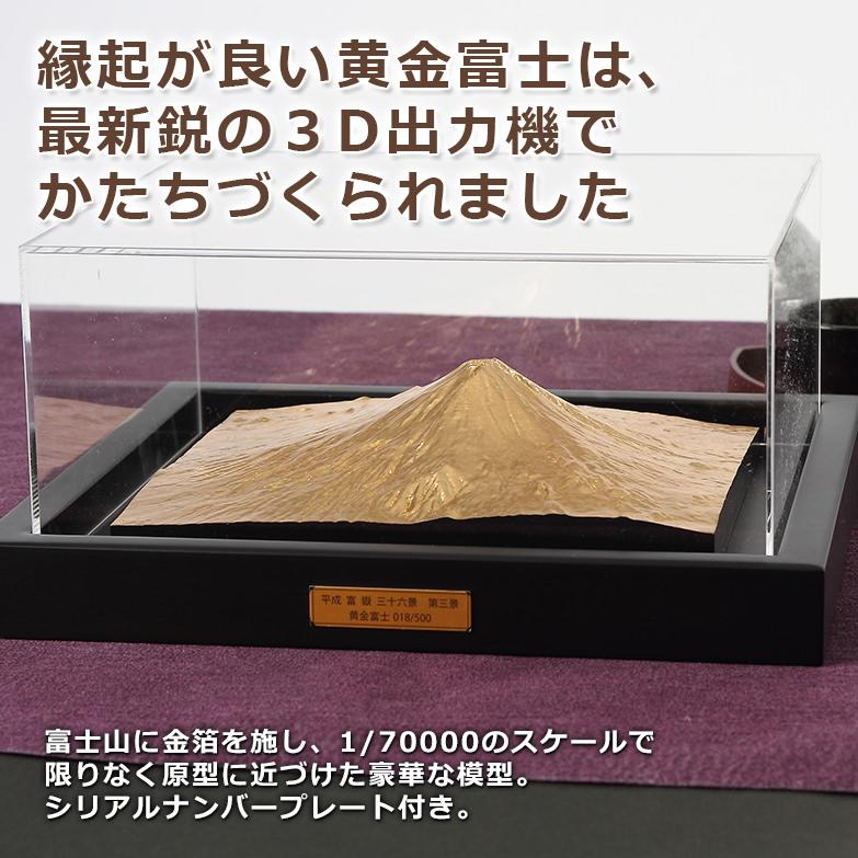 世界遺産登録!! 第三景 黄金富士 (カバーケース付きモデル) | 株式会社謙信・東京都