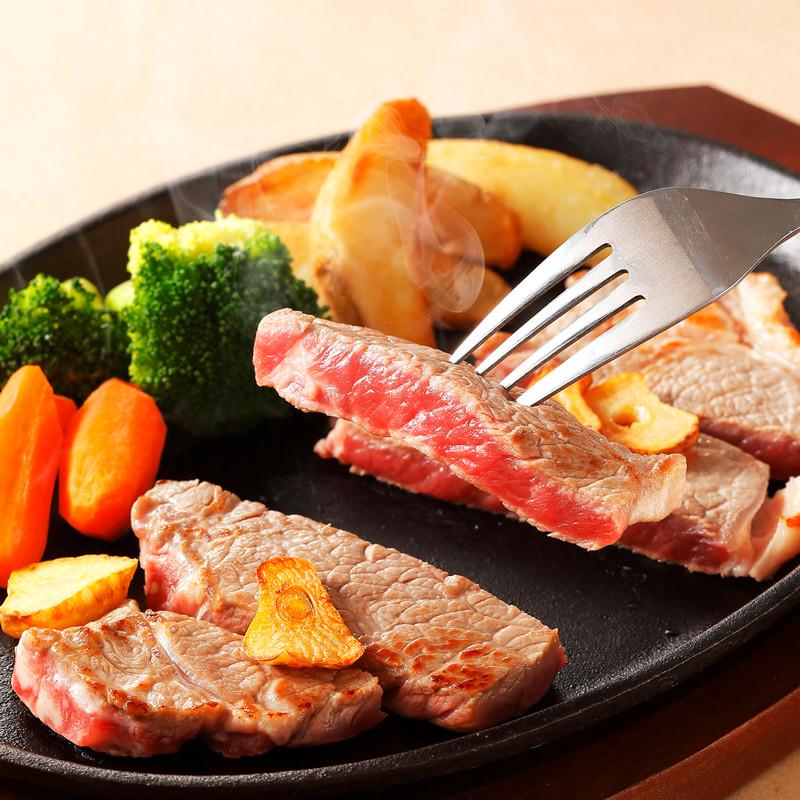 みちのく奥羽牛ステーキ肉〔150g×2枚〕東京都 キングマカデミアンJAPAN