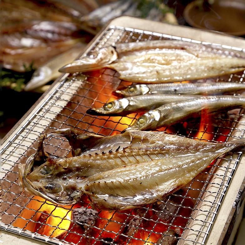 特選 きときと干し詰合せ(A-4)富山県 獲れたての魚を減塩一夜干しでお届け!